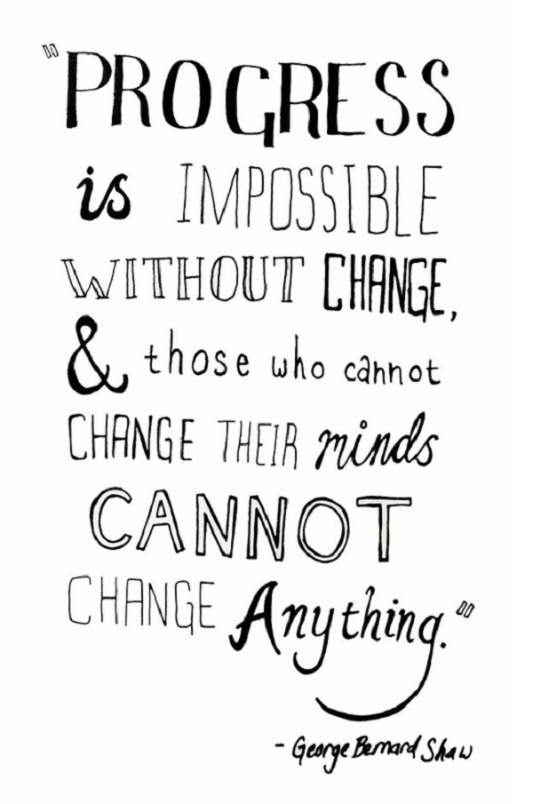 quotes about change 30