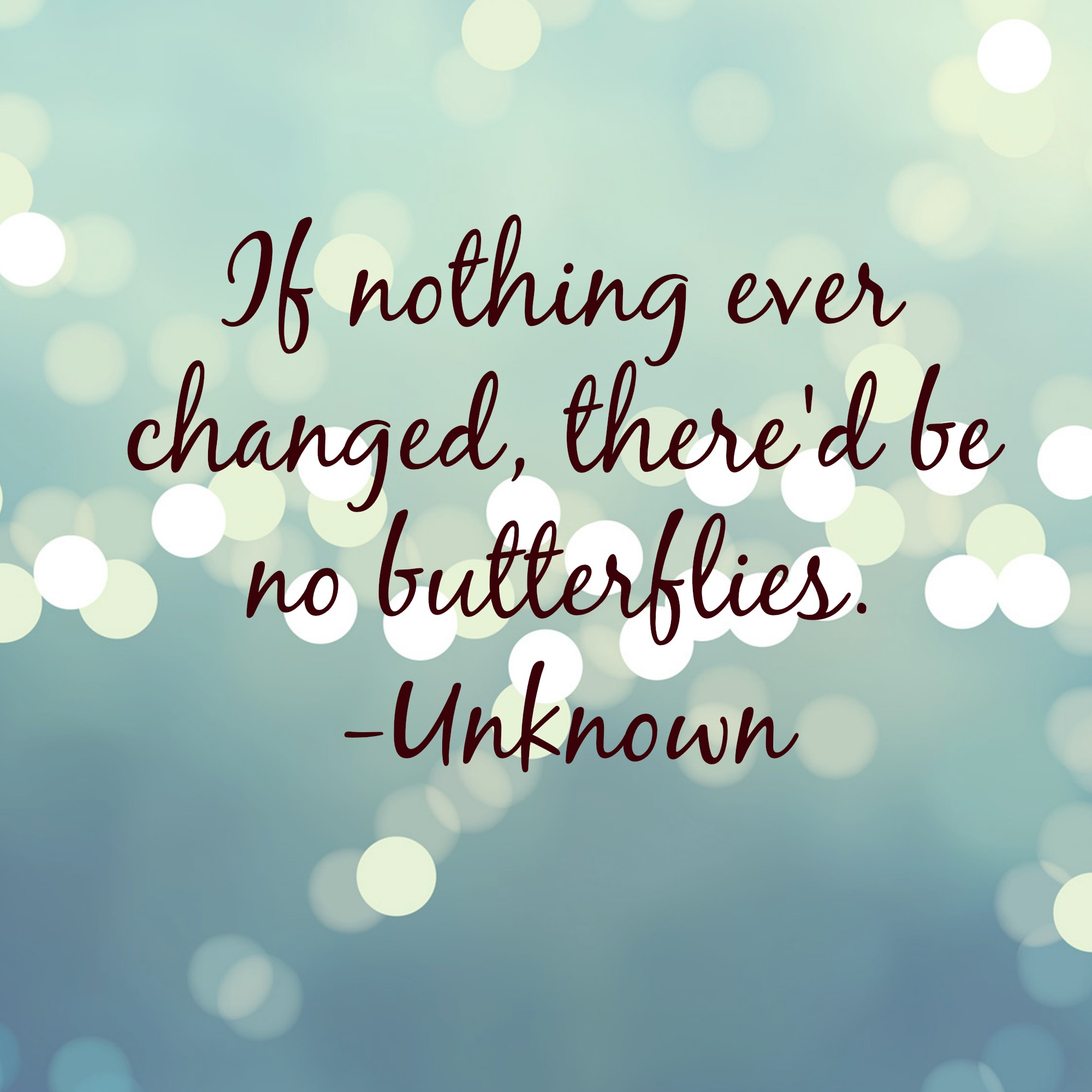 quotes about change 34