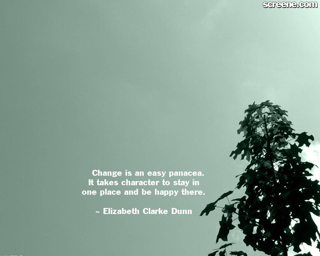 quotes about change 35