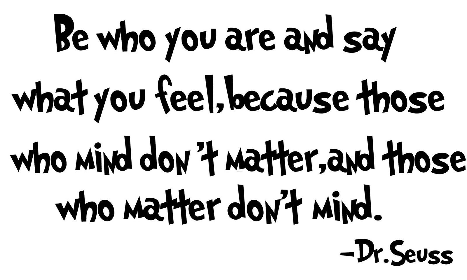 Dr. Seuss Quotes 18