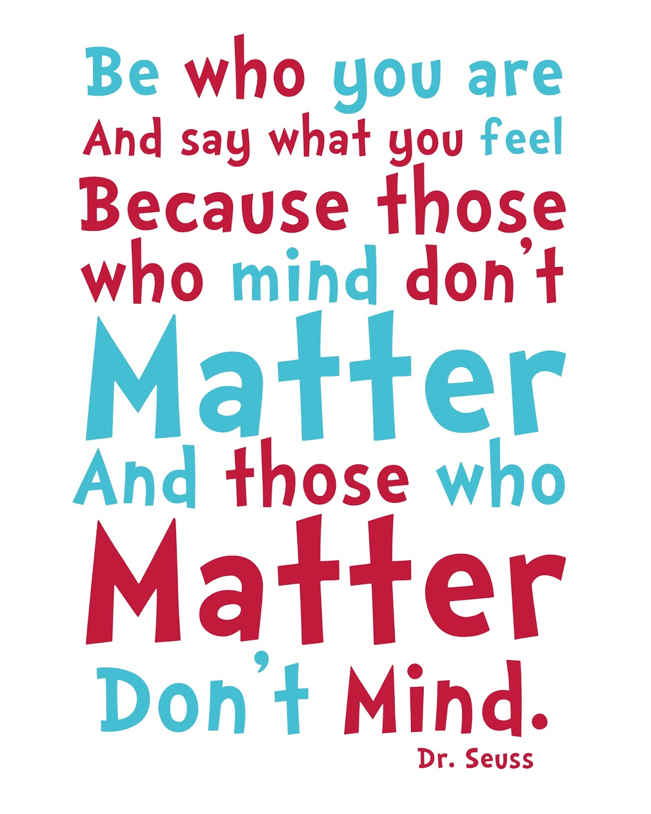 Dr. Seuss Quotes 2