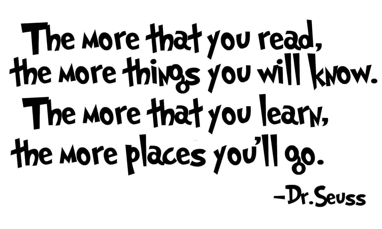 Dr. Seuss Quotes 5