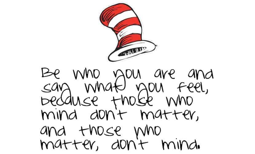 Dr. Seuss Quotes 9