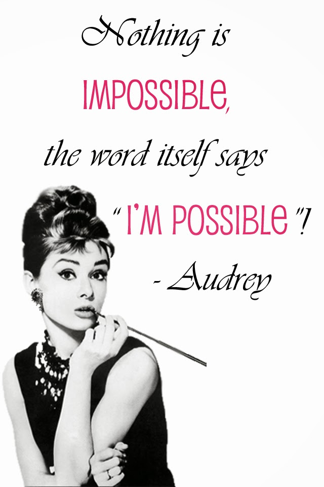 audrey hepburn quotes 13