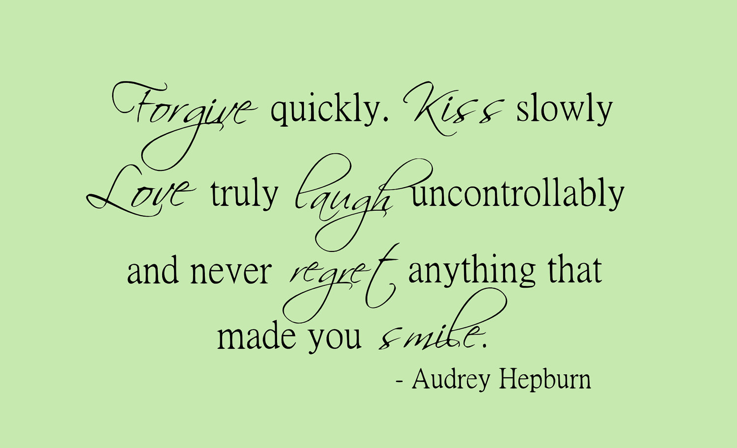 audrey hepburn quotes 14