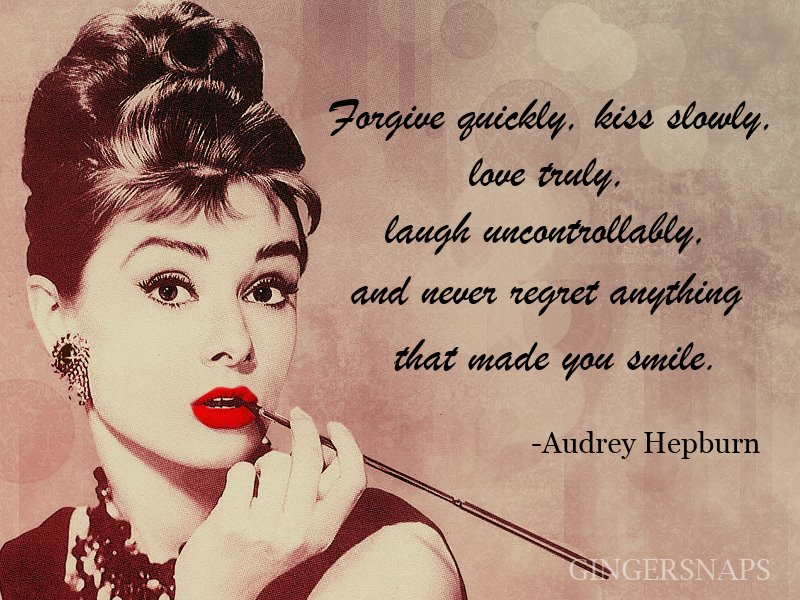 audrey hepburn quotes 16