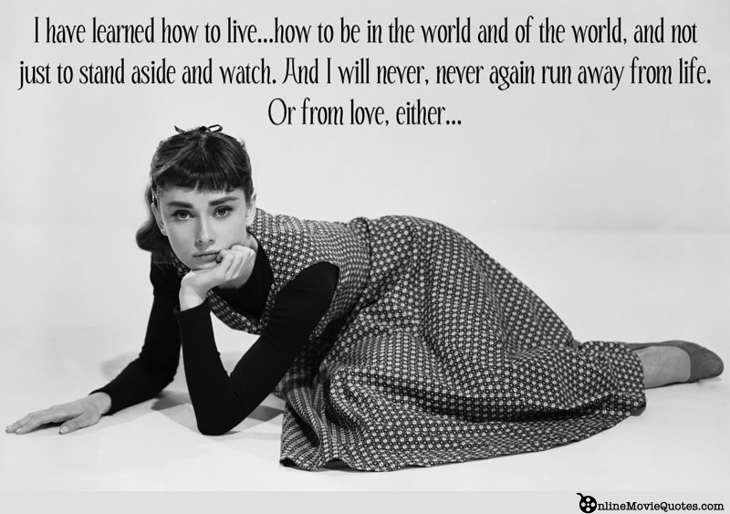audrey hepburn quotes 3