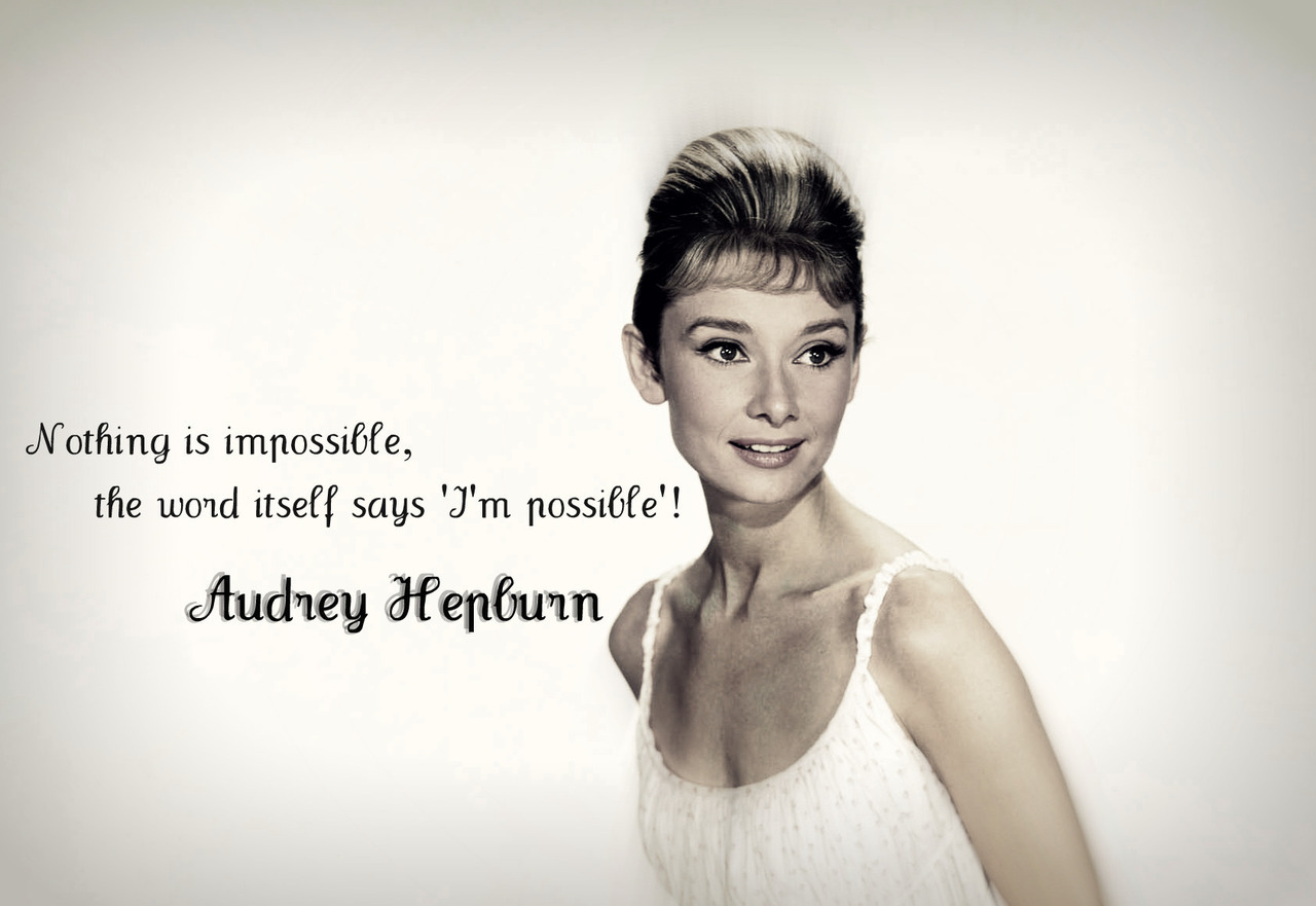 audrey hepburn quotes 8