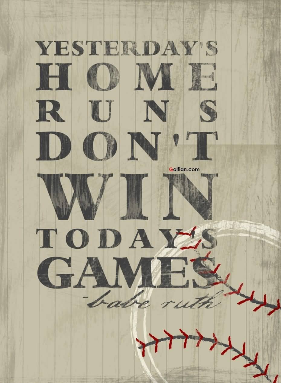 baseball quotes 21
