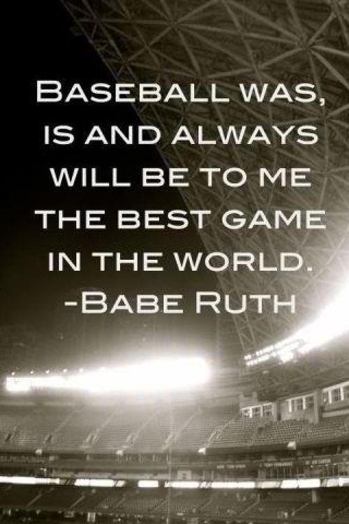 baseball quotes 27