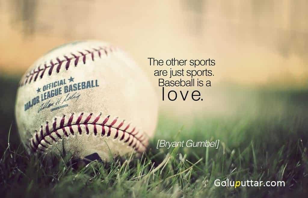 baseball quotes 30