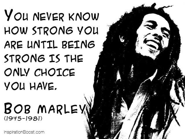 bob marley quotes 1