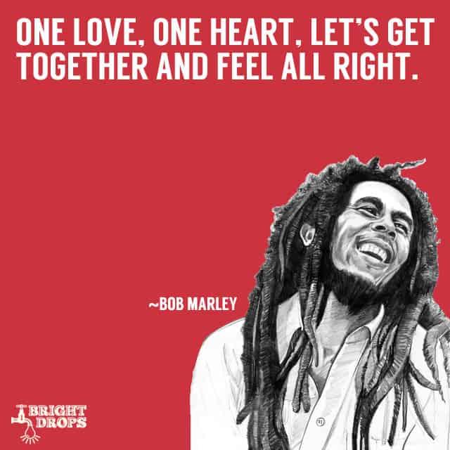 bob marley quotes 12