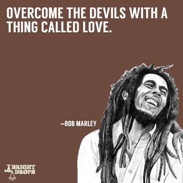 bob marley quotes 13