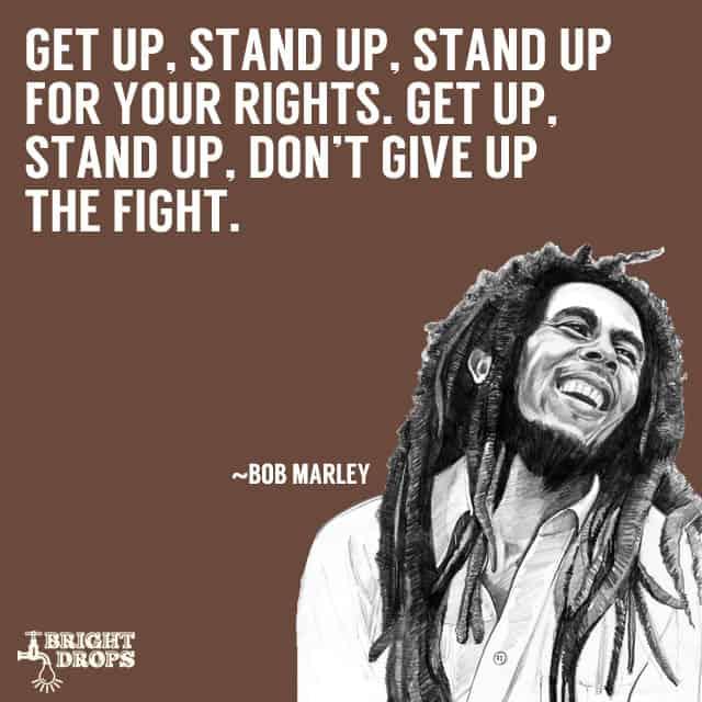bob marley quotes 16