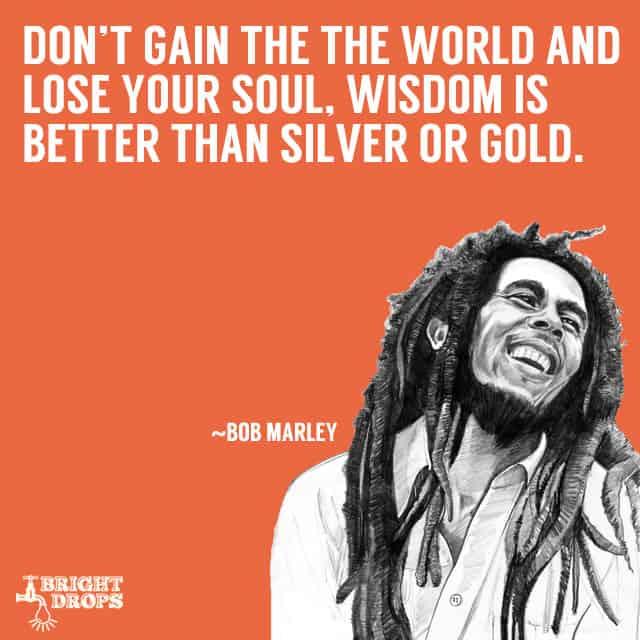 bob marley quotes 17