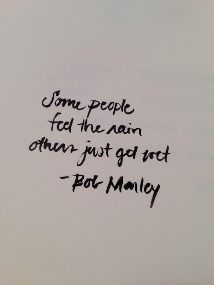 bob marley quotes 20