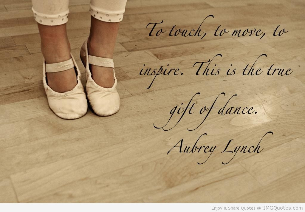 dance quotes 3