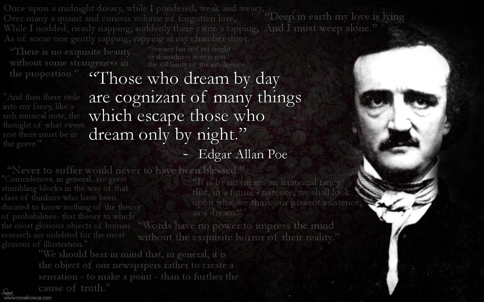edgar allan poe quotes 11