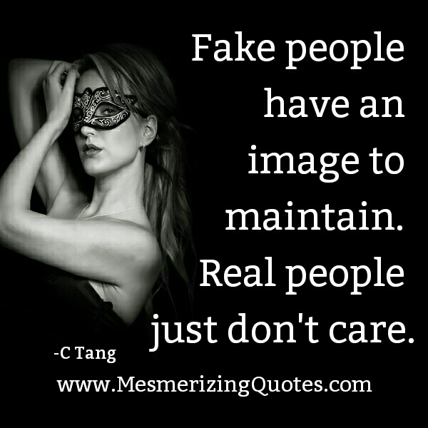 fake people quotes 12