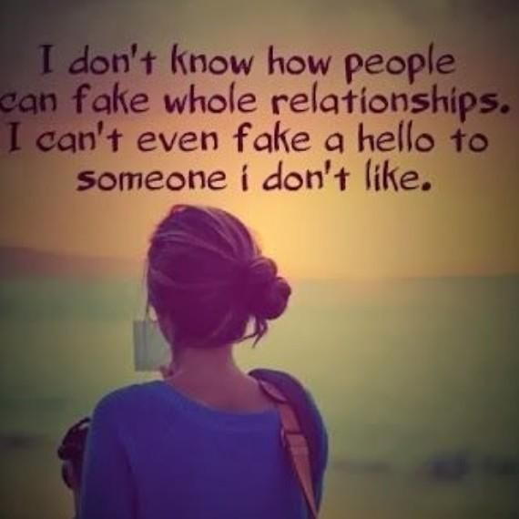fake people quotes 15