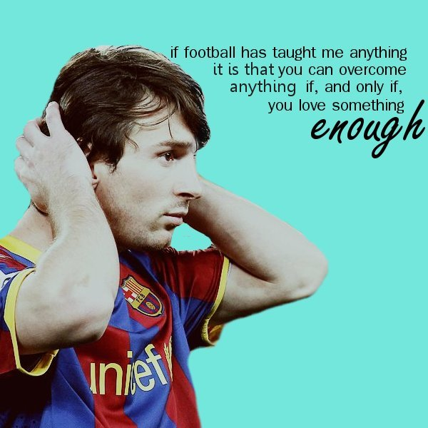 football quotes 50