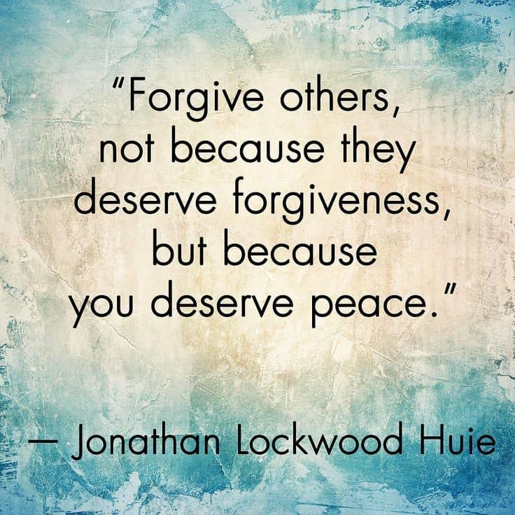 forgiveness quotes 35