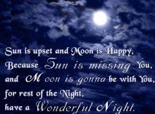 cute good night quotes