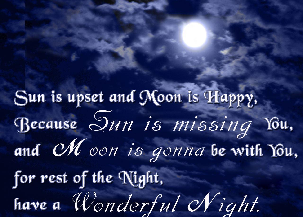 romantic good night quotes