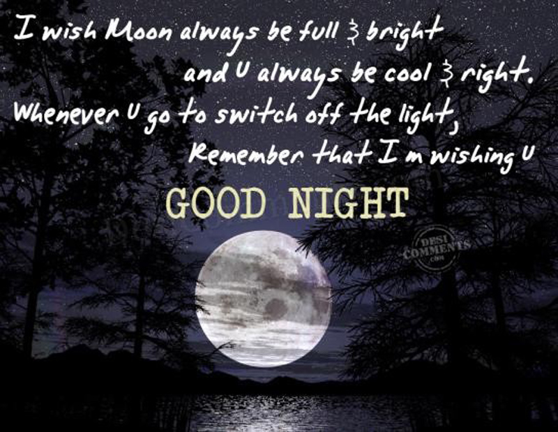 good night quotes 45