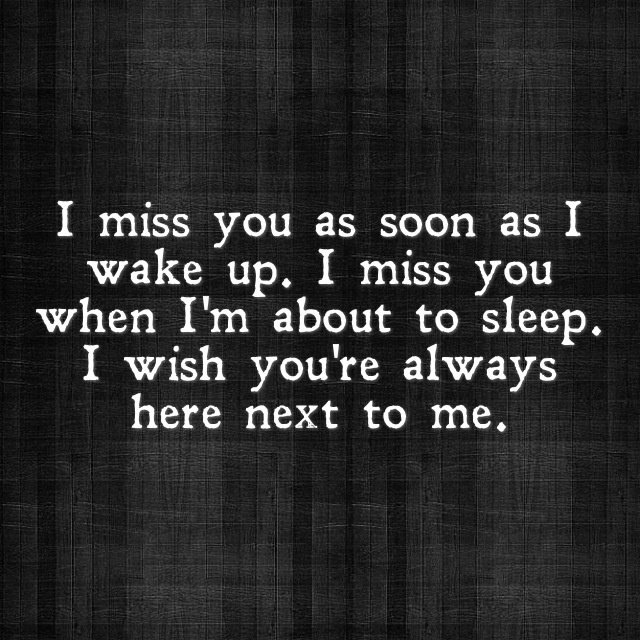 i miss you quotes 14