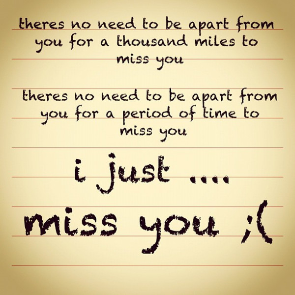 i miss you quotes 26