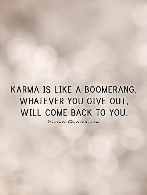 karma quote 42