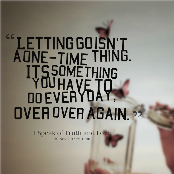 letting go quotes 23