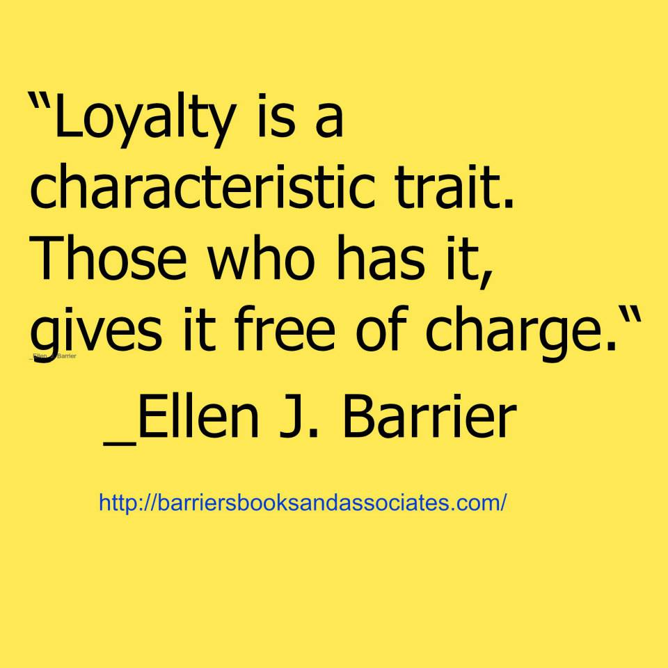 loyalty quotes 33