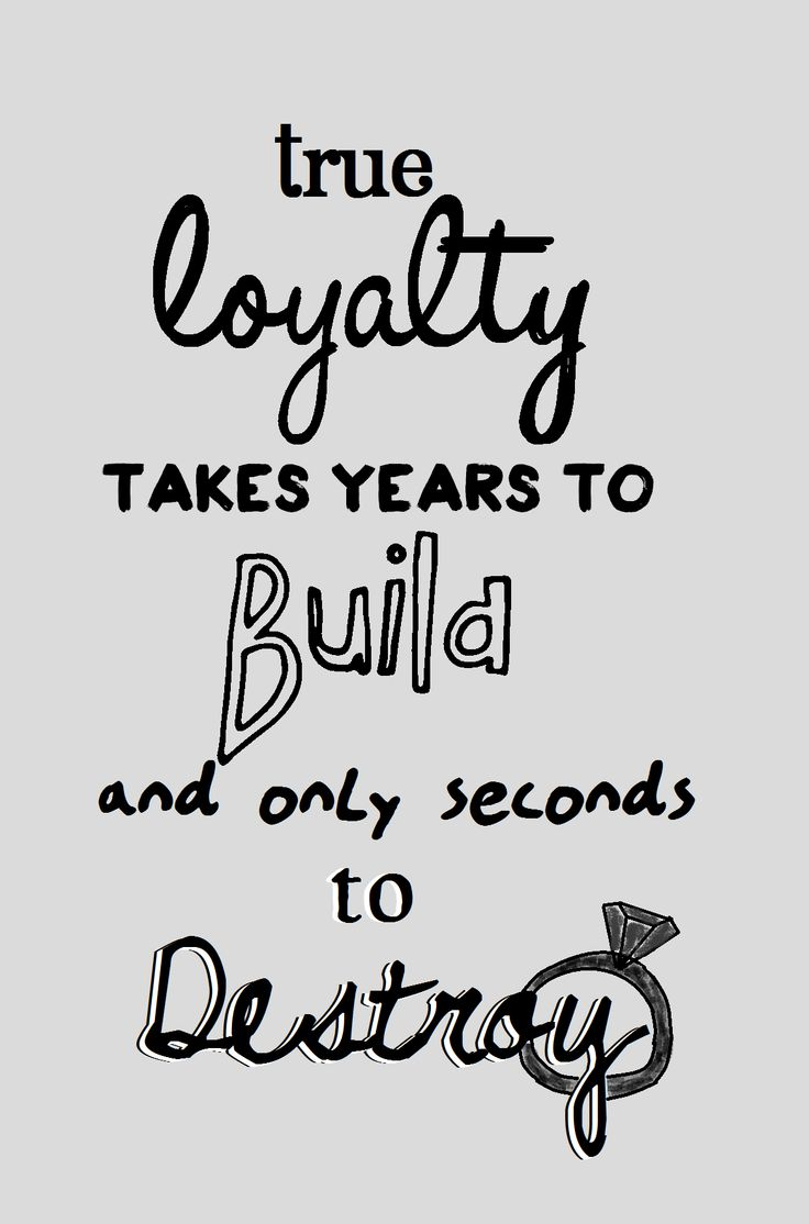 loyalty quotes 48