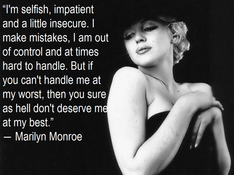 marilyn monroe quotes 4