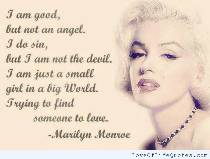 marilyn monroe quotes 7