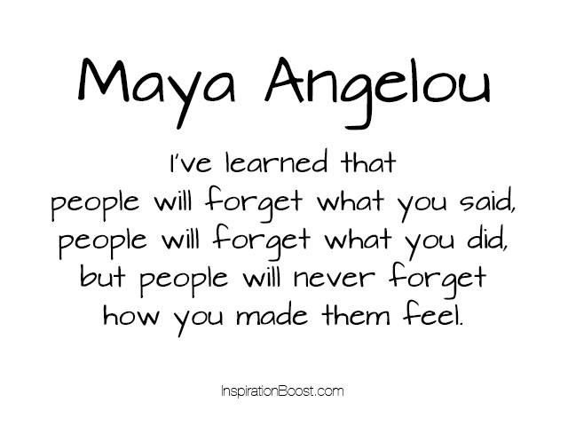 maya angelou quotes 12