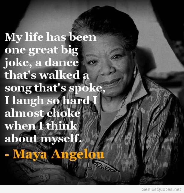 maya angelou quotes 14