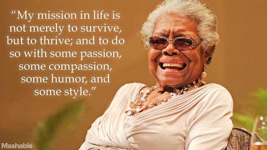 maya angelou quotes 19