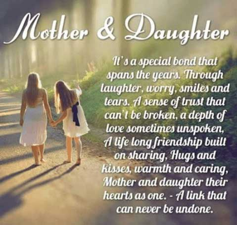 mother daughter quotes 15