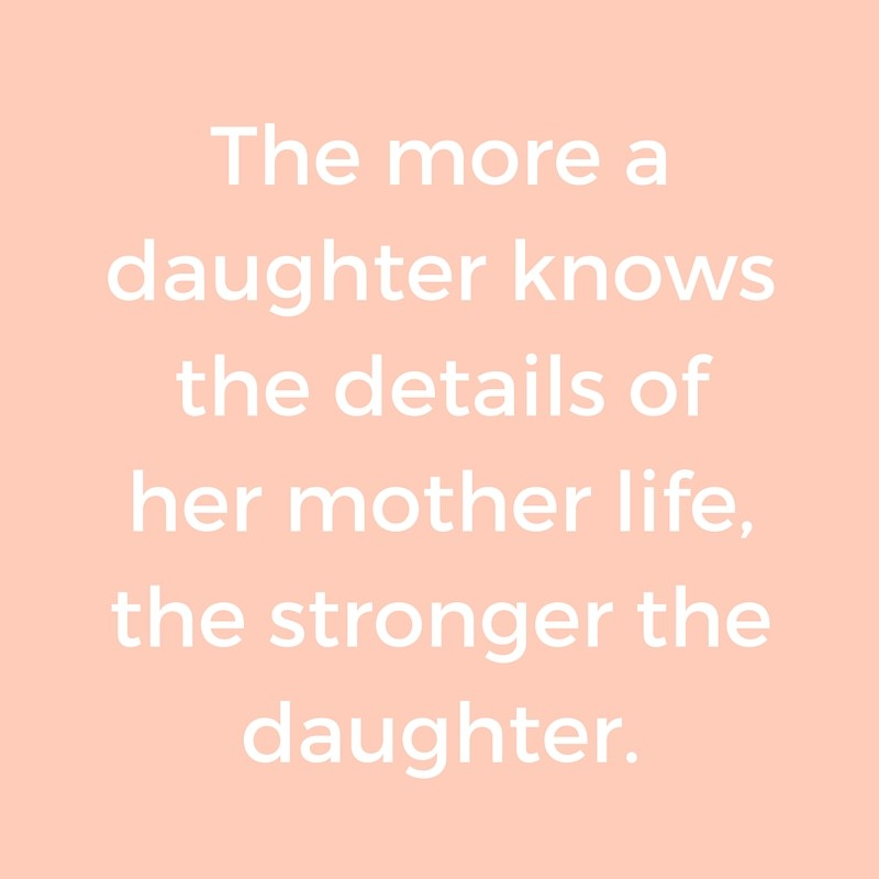 mother daughter quotes 25