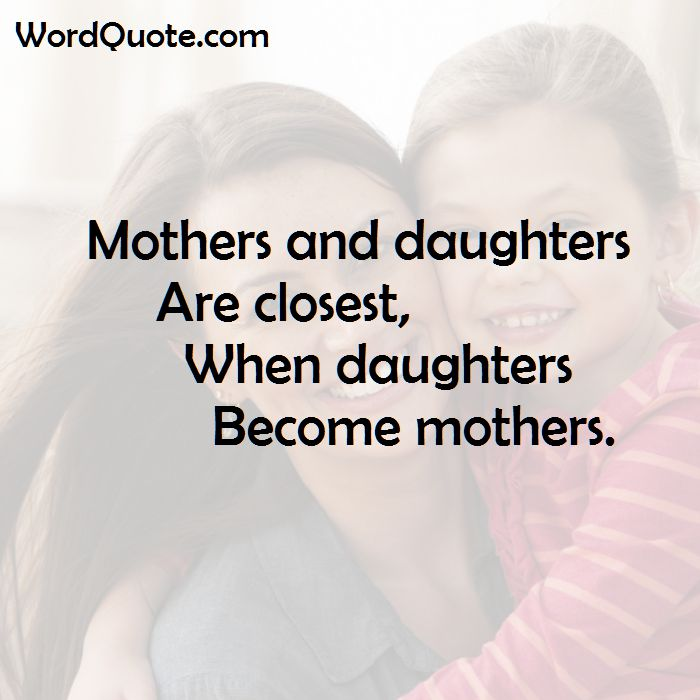 mother daughter quotes 28