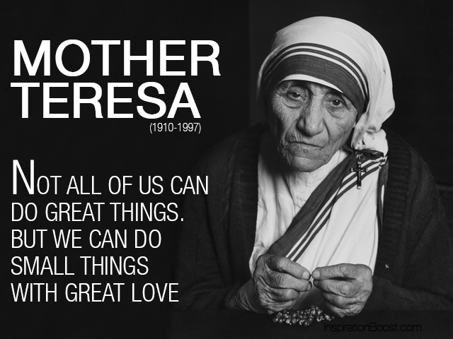 mother teresa quotes 11