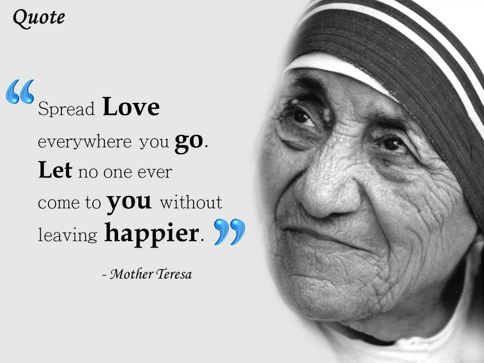 mother teresa quotes 12