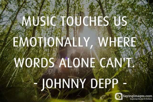 music quotes 40