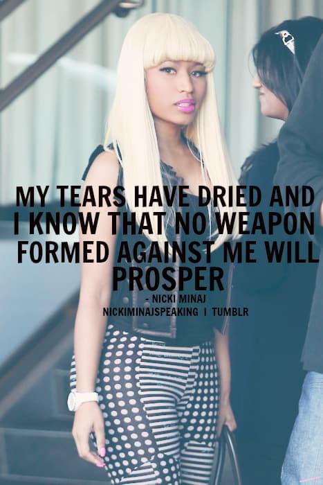 nicki minaj quotes 2