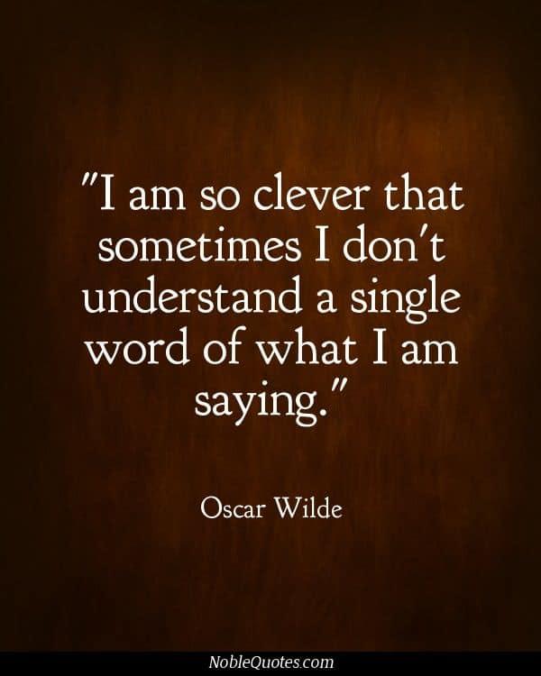 oscar wilde quotes 25