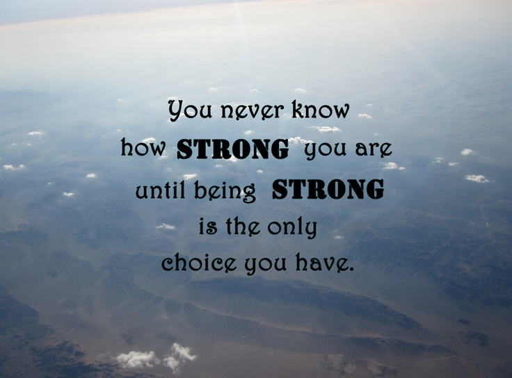 quotes about being strong 15